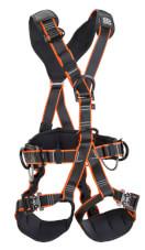 Pełna uprząż przemysłowa Pyl Tec 2 QR rozmiar M - L  Climbing Technology