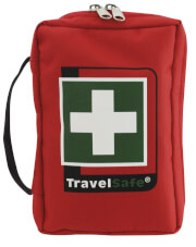 Apteczka pierwszej pomocy Globe Scout 17 elementów TravelSafe