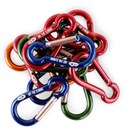Karabinek do kluczy Key 505 Climbing Technology