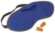Opaska na oczy z zatyczkami do uszu Eyemask & Earplugs TravelSafe