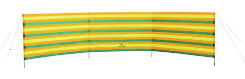 Parawan na plażę Shore Żółto zielony 480 x 100 Easy Camp
