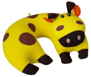 Poduszka turystyczna dla dzieci Travel Pillow Giraffe TravelSafe