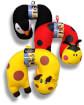Poduszka turystyczna dla dzieci Travel Pillow Ladybird TravelSafe