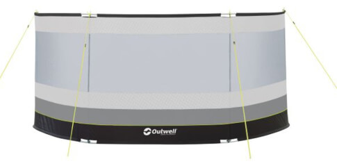 Parawan na plażę Windscreen Premium Round 500 x 140 Outwell