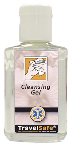 Antybakteryjny żel do mycia rąk 100 ml TravelSafe