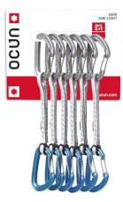 Zestaw ekspresów Kestrel QD Nano 8 mm 5+1 Ocun niebieski