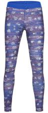 Leginsy Etno Tights Milo w kolorze dark etno pattern