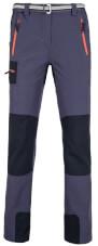 Funkcyjne spodnie trekkingowe damskie Gabro Lady Milo periscope grey