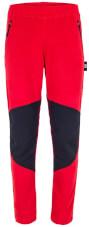 Spodnie polarowe Anas Pants Milo czerwone