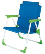 Krzesło turystyczne dla dzieci Nicky Kids Euro Trail niebieskie
