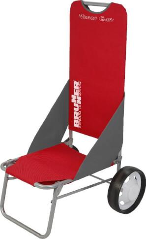Wózek plażowy-krzesło 2 w 1 Beach Cart Brunner