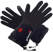 Uniwersalne rękawice ogrzewane Glovii czarne