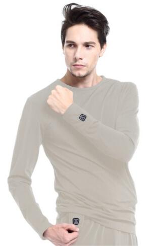Bluza ogrzewana elektrycznie Glovii szara