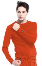 Bluza ogrzewana elektrycznie Glovii pomarańczowa
