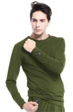 Bluza ogrzewana elektrycznie Glovii Khaki