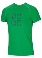 Koszulka wspinaczkowa Bamboo T Gear Ocun Spring Green