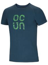 Koszulka wspinaczkowa Bamboo T Gear Ocun Slate Blue