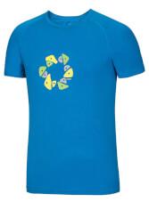Koszulka wspinaczkowa Bamboo T Holds Ocun Vivid Blue