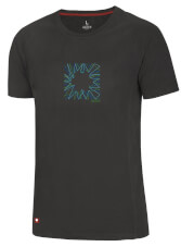 Sportowy T-shirt męski Dash Anthracite Ocun