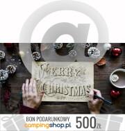 e-Bon podarunkowy na Gwiazdkę o wartości 500 zł do samodzielnego wydruku