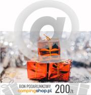 e-Bon podarunkowy na Gwiazdkę o wartości 200 zł do samodzielnego wydruku