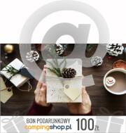e-Bon podarunkowy na Gwiazdkę o wartości 100 zł do samodzielnego wydruku