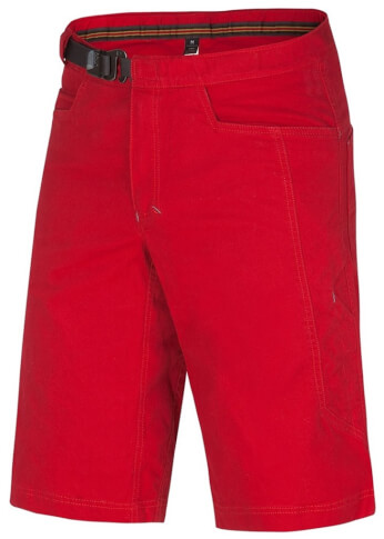 Spodnie do wspinania Honk Shorts Ocun Chilli Red