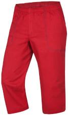 Spodnie turystyczne Jaws 3/4 Ocun Garnet Red