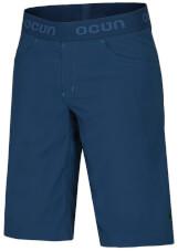 Spodnie sportowe Mania Shorts Ocun Navy/Green