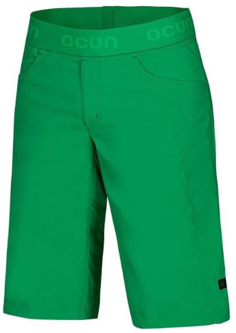 Spodnie sportowe Mania Shorts Ocun Green/Navy