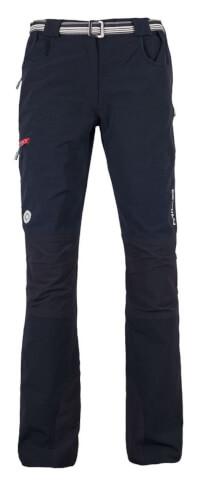Spodnie trekkingowe Milo Tacul Lady black czarne