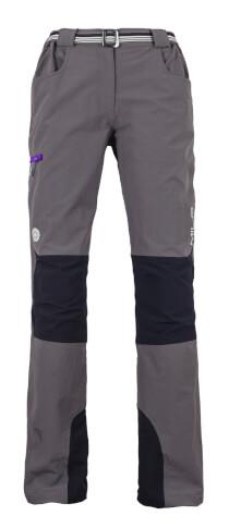Spodnie trekkingowe Milo Tacul Lady grey black szare