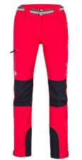 Spodnie trekkingowe Milo Tacul Lady tomato red czerwone