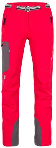 Spodnie trekkingowe VINO LADY Milo tomato red grey