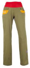 Damskie spodnie wspinaczkowe Zovee Lady Milo green