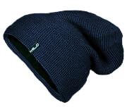 Ciepła czapka zimowa Milo Taay blue night