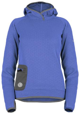 Damska bluza polarowa Bhug Lady Blue Nights Niebieska Milo