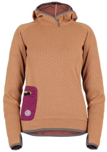 Damska bluza polarowa Bhug Lady Dust Brown Brązowa Milo