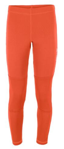 Spodnie polarowe GEO pants Milo orange grey