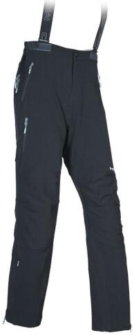 Męskie spodnie górskie Milo Lahore czarne