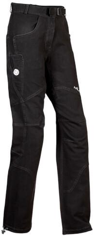 Górskie spodnie wspinaczkowe damskie Loyc Lady black Milo