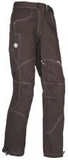 Górskie spodnie wspinaczkowe damskie Loyc Lady brown Milo