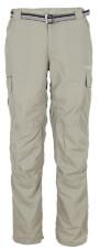 Spodnie turystyczne Milo Nagev Long sand szare