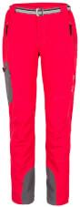 Spodnie w góry VINO tomato red/grey Milo