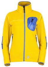 Damska bluza polarowa Milo Yrgyz Lady yellow apple amparo blue