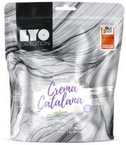 Deser krem kataloński 165g (liofilizat) - żywność liofilizowana LYOfood