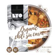Posiłek chili sin carne z polentą 370g (liofilizat) - żywność liofilizowana LYOfood