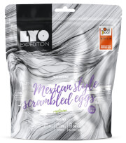 Posiłek jajecznica meksykańska 270g (liofilizat) - żywność liofilizowana LYOfood
