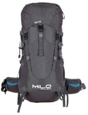 Plecak turystyczny SAFI 45 szaro niebieski Milo