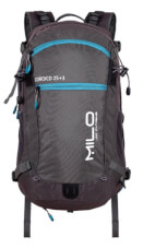 Wygodny plecak COROICO 25+3  grey ocean blue Milo
